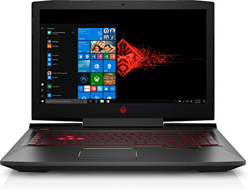 """عکس لپ تاپ گیمینگ HP Omen 17t: Core i7-8750H، 16 GB RAM، NVidia GTX 1070، 17.3 اینچ صفحه نمایش کامل HD 144Hz G-SYNC IPS، 128 GB SSD 1TB HDD HP Omen 17t Gaming Laptop: Core i7-8750H, 16GB RAM, NVidia GTX 1070, 17.3"""" Full HD 144Hz G-SYNC IPS Display, 128GB SSD + 1TB HDD لپ-تاپ-گیمینگ-hp-omen-17t-core-i7-8750h-16-gb-ram-nvidia-gtx-1070-173-اینچ-صفحه-نمایش-کامل-hd-144hz-g-sync-ips-128-gb-ssd-1tb-hdd"""