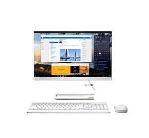تصویر کامپیوتر همه کاره 23.8 اینچی لنوو مدل AIO 3 24IMB05 - A