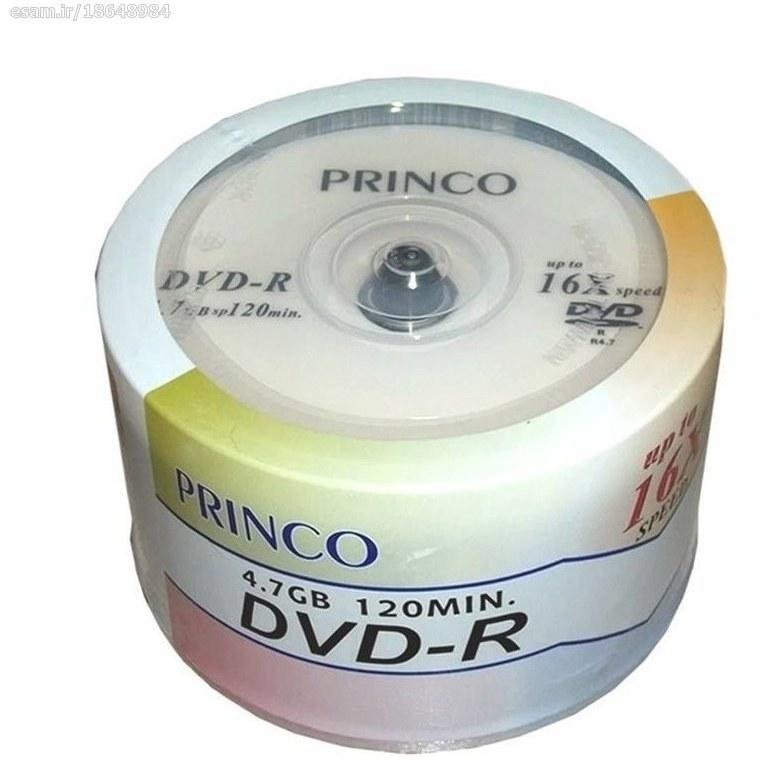 DVD خام پرینکو