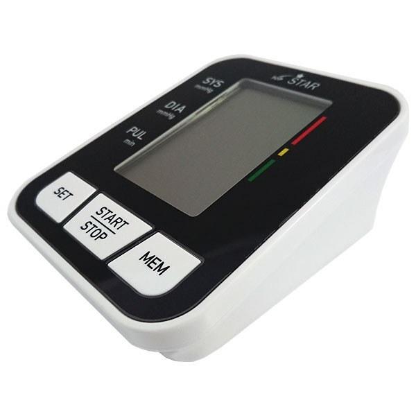 main images فشارسنج دیجیتال بازویی Spoken digital sphygmomanometer  فشارسنج star مدل 6034