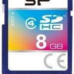 عکس Silicon Power 8GB Class 4 SDHC Memory Card  silicon-power-8gb-class-4-sdhc-memory-card