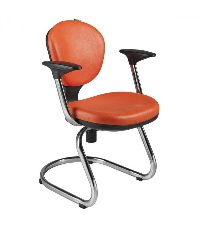 صندلی کنفرانسی راحتیران CR60 با روکش چرم یا پارچه