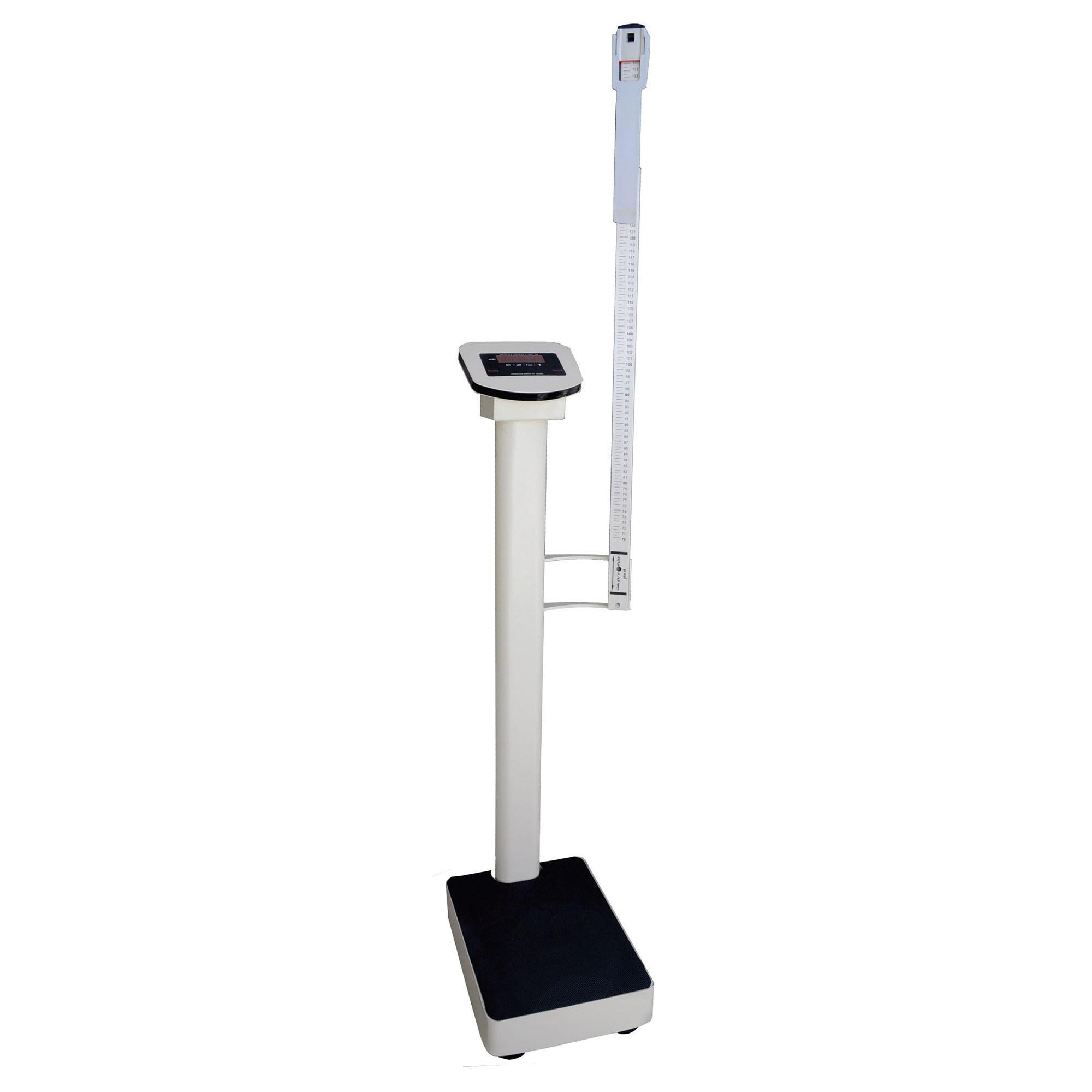 تصویر ترازوی قد و وزن بادی اسکیل مدل BS 769 Body Scale Height and Weight Scale BS 769
