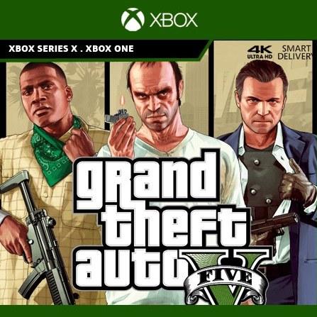 تصویر خرید بازی Grand Theft Auto V: Premium Edition برای XBOX ONE-Series X S