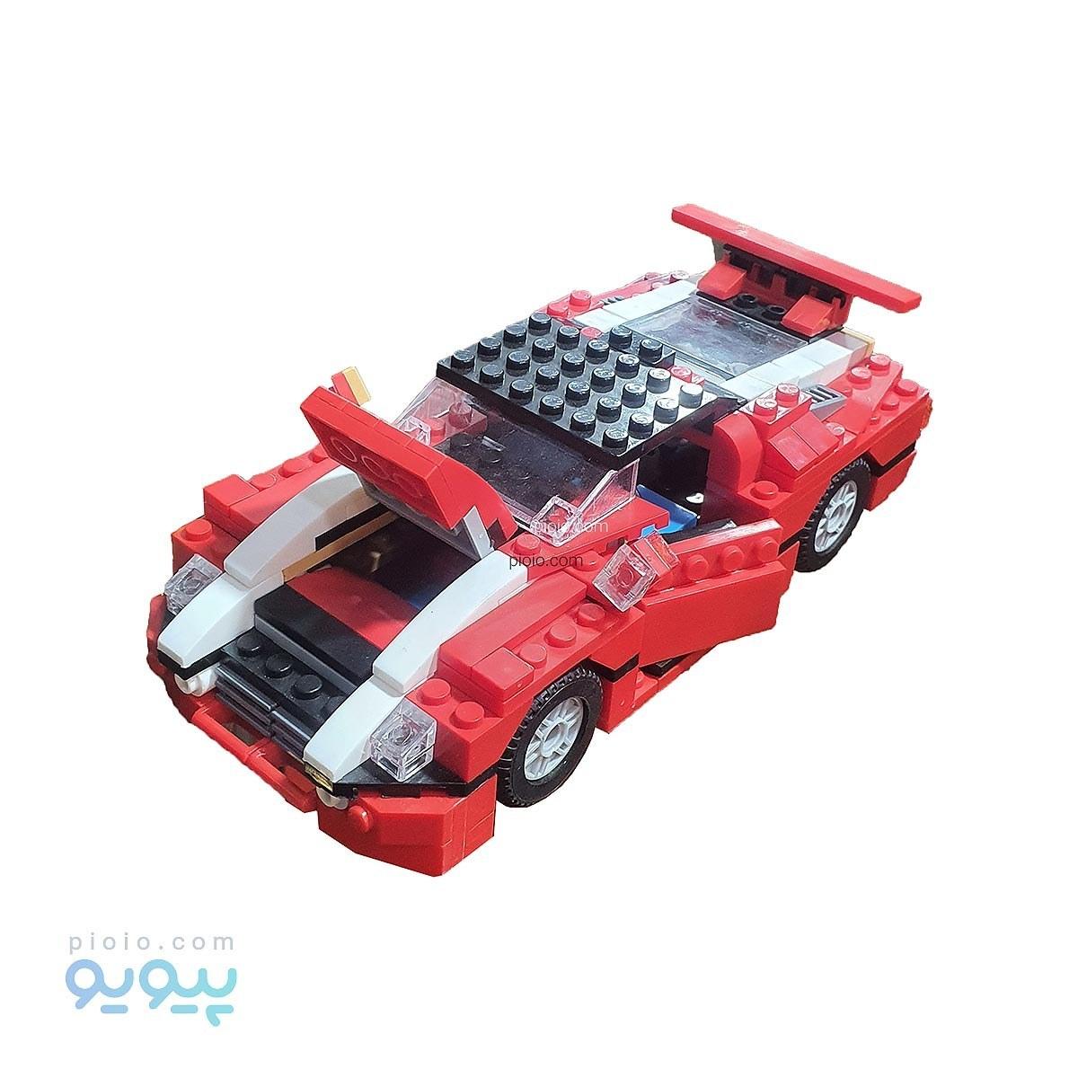 تصویر اسباب بازی لگو ماشین 23 مدل ایرانی AMT مدل 3110