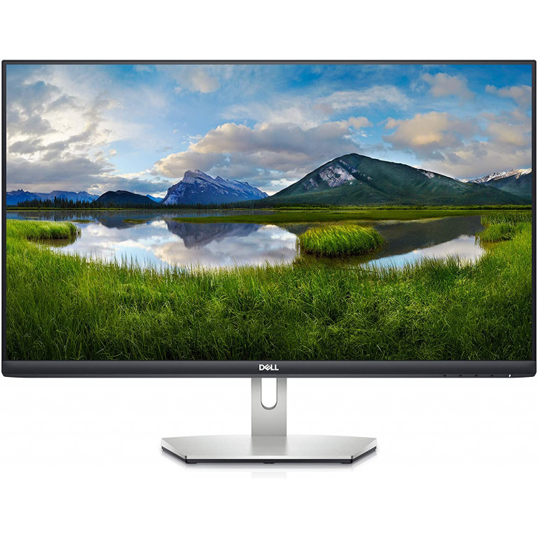 تصویر مانیتور Dell 27-inch IPS Full HD Dell 27-inch IPS Full HD Borderless Led Monitor With AMD FreeSync,75Hz,Vesa - S2721HN