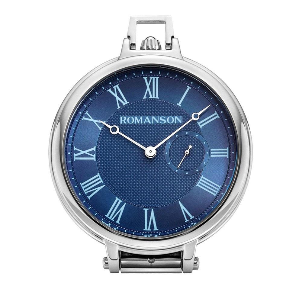 main images ساعت جیبی مردانه اصل | برند رومانسون | مدل PX9A02MMXWA42W
