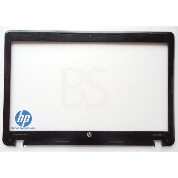 تصویر قاب جلو ال سی دی لپ تاپ اچ پی ProBook 4540S HP ProBook 4540S LED LCD Front Cover