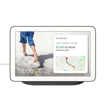 تصویر دستیار صوتی گوگل مدل Google Home Hub
