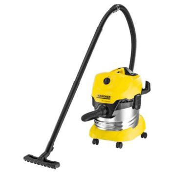 تصویر جاروبرقی صنعتی کرشر  مدل WD4 Premium Wet Dry Vacuum Cleaner