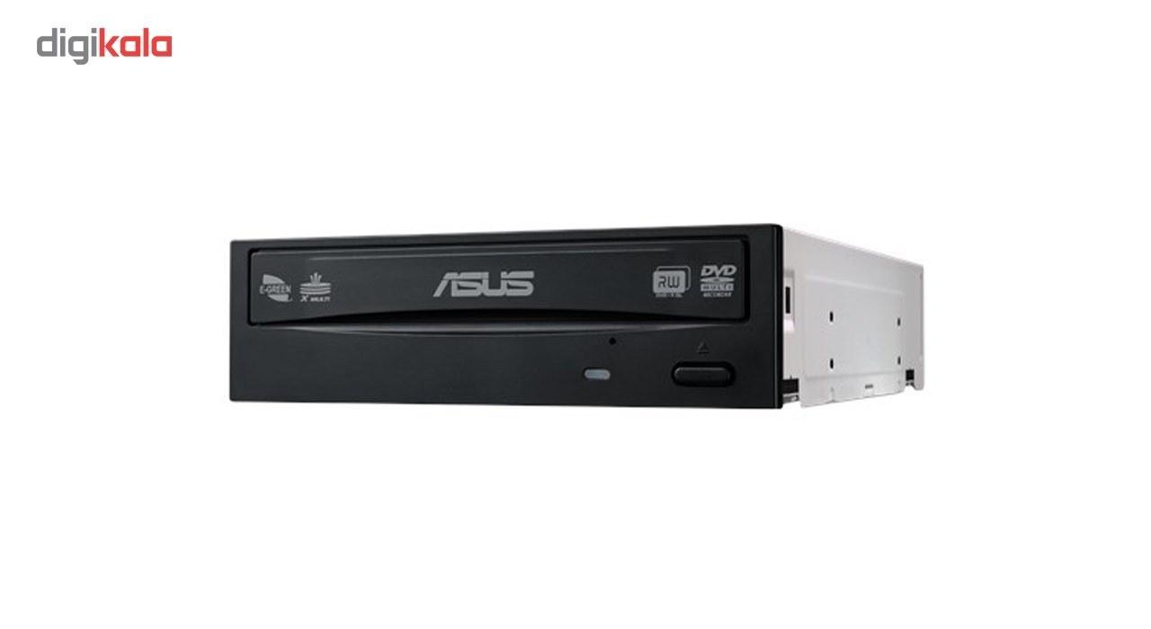 تصویر درایو DVD اینترنال ایسوس مدل DRW-24D3sT ASUS DRW-24D3sT Internal DVD Drive