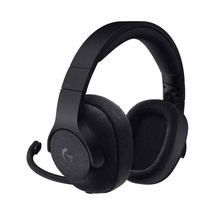 تصویر هدفون مخصوص بازی لاجیتک مدل G433 Logitech G433 Gaming Headphones