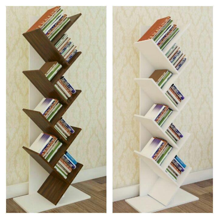 کتابخانه مدل درختی شاخه ای
