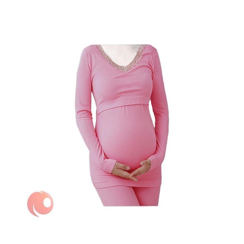 تصویر بلوز و شلوار بارداری Aiboshi مدل M322