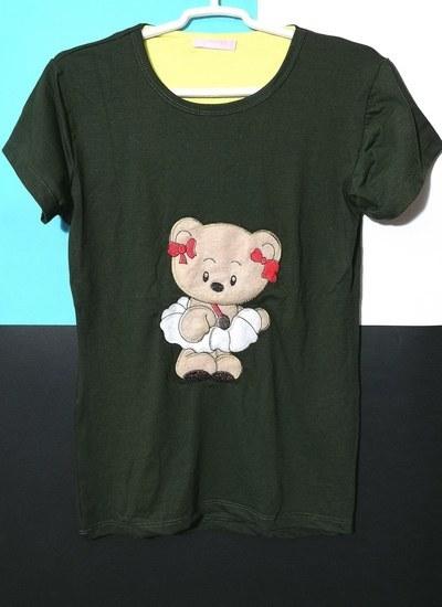 تی شرت زنانه مدل bear