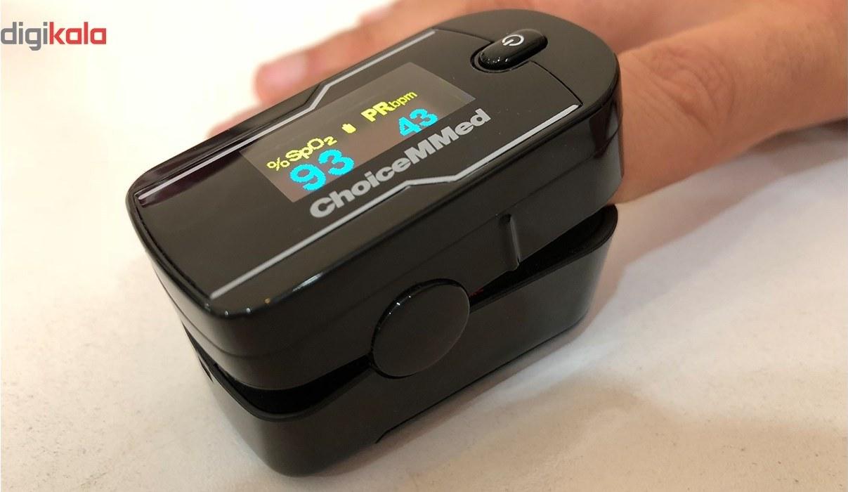 img پالس اکسیمتر چویسمد مدل C21 ChoiceMMed C21 Pulse Oxymeter