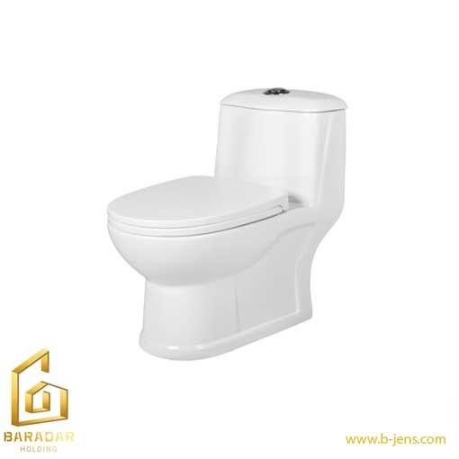 تصویر توالت فرنگی ورونا مروارید Verona Toilet