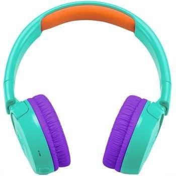 عکس هدفون بی سیم جی بی ال مدل  JR۳۰۰BT JBL JR300BT Wireless Headphone هدفون-بی-سیم-جی-بی-ال-مدل-jr300bt