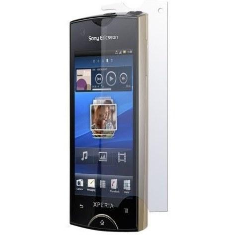 تصویر محافظ صفحه نمایش گوشی سونی Xperia Ray