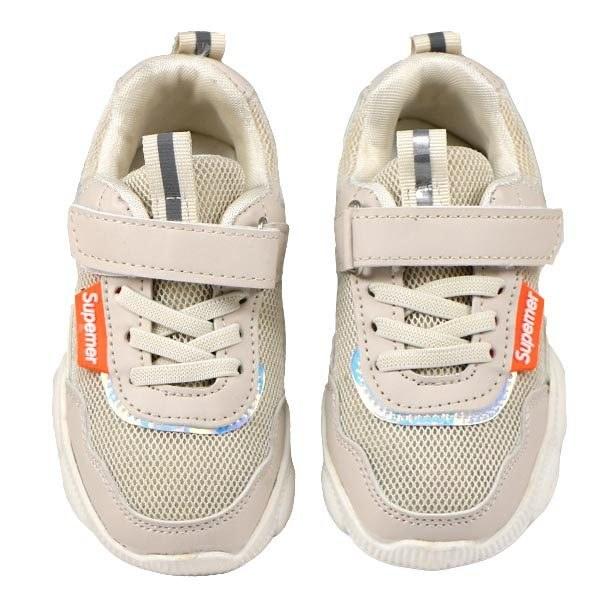 عکس کفش اسپرت بچه گانه supemer سفید  کفش-اسپرت-بچه-گانه-supemer-سفید
