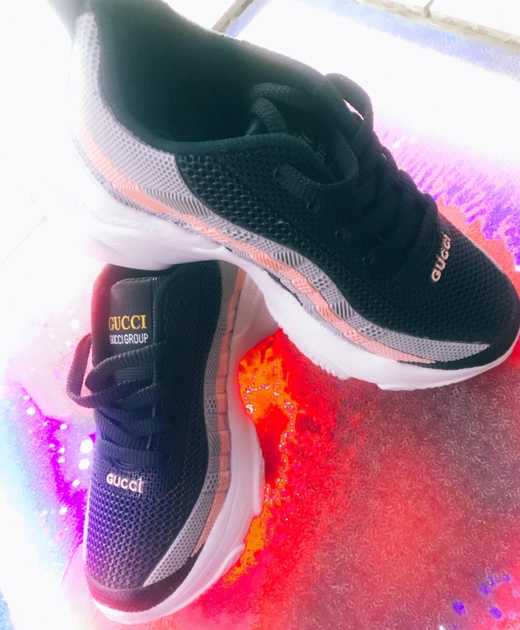 کفش اسپرت دخترانه تک رنگ | Sport Shoe