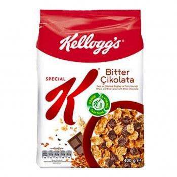 تصویر کورن فلکس اسپشیال کی Special K شکلات تلخ
