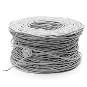 عکس کابل شبکه Cat6 تسکو مدل 2020 شیلدار FTP طول 305 متر Tsco 2020 Cat6 cable 305M کابل-شبکه-cat6-تسکو-مدل-2020-شیلدار-ftp-طول-305-متر