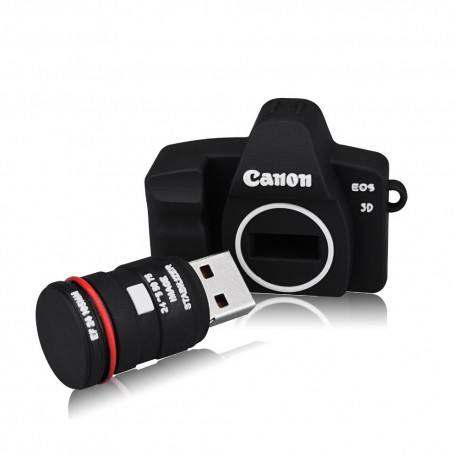 main images فلش مموری طرح دوربین کینگ فست KINGFAST USB3