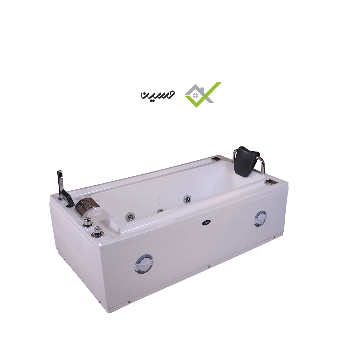 تصویر وان حمام شاینی مدل N-JA019 175-95