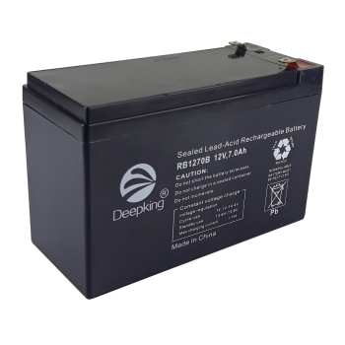 باتری یو پی اس 12 ولت 7 آمپر دیپ کینگ مدل RB1270B |