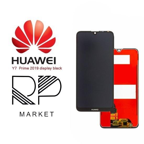 تصویر تاچ و ال سی دی Huawei Y7 2019 Huawei Y7 2019 Touch LCD