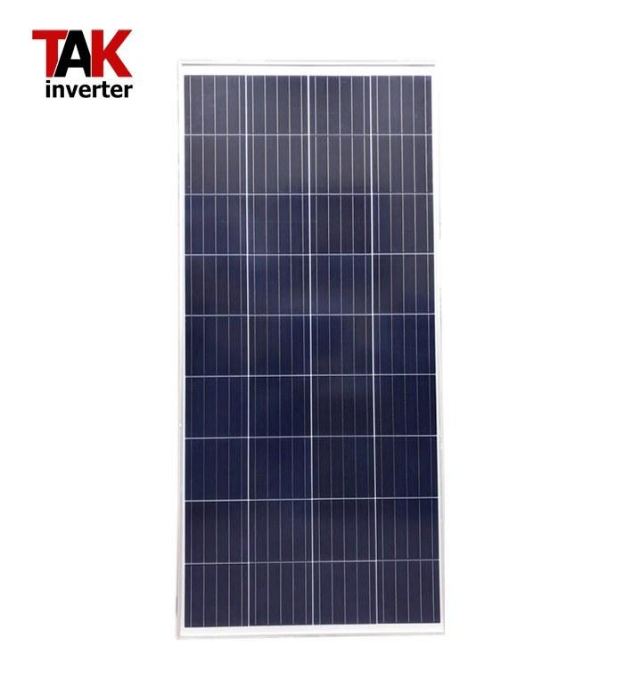 تصویر پنل خورشیدی 100 وات پلی کریستال Restar Solar