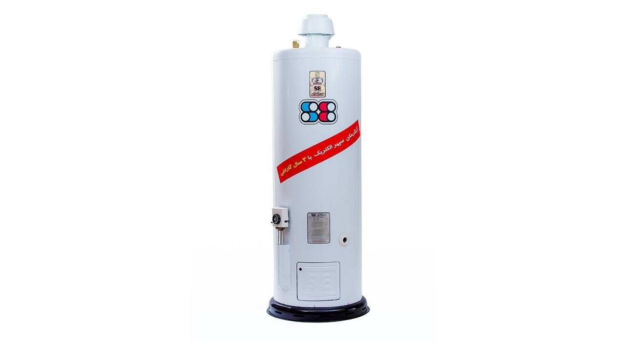 آبگرمکن گازی ایستاده سپهر الکتریک مدل SE444
