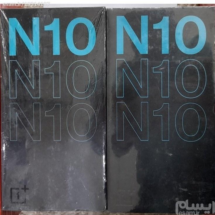 تصویر گوشی موبایل وان پلاس مدل  Nord N10 5G دو سیم کارت ظرفیت 128/6 گیگابایت OnePlus Nord N10 5G Dual SIM 128GB, 6GB Ram Mobile Phone