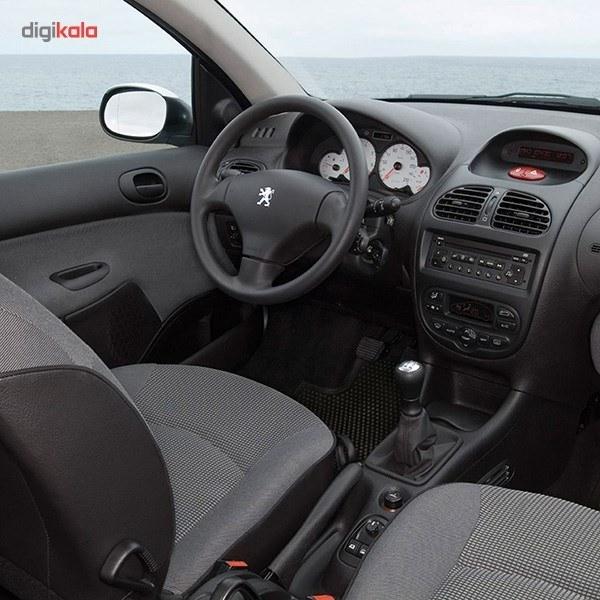 عکس خودرو پژو 206 اسدي وي 8 دنده اي سال 1396 Peugeot 206 SD V8 1396 MT خودرو-پژو-206-اس-دی-وی-8-دنده-ای-سال-1396 25
