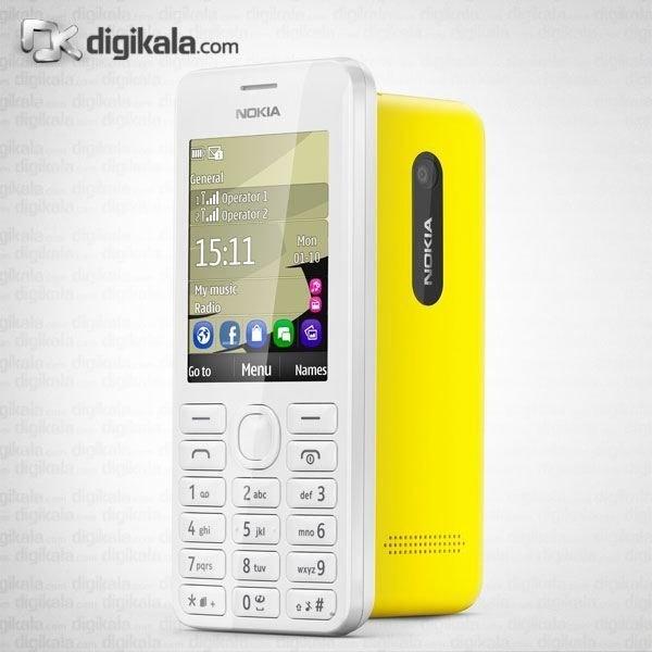 img گوشی نوکیا 206 | ظرفیت 64 گیگابایت Nokia 206 | 64GB
