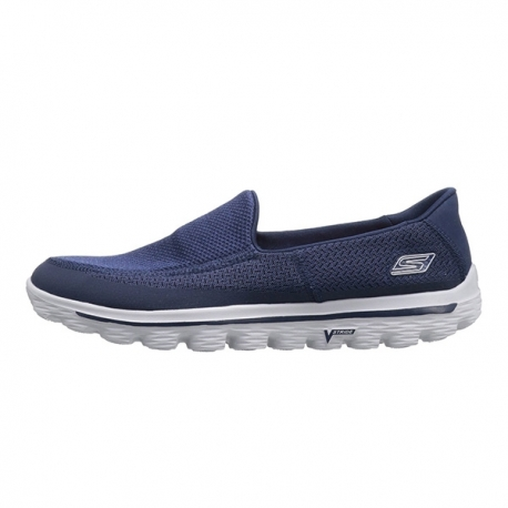 کتانی رانینگ مردانه اسکچرز گو واک Skechers Go Walk 2 53591-NVGY