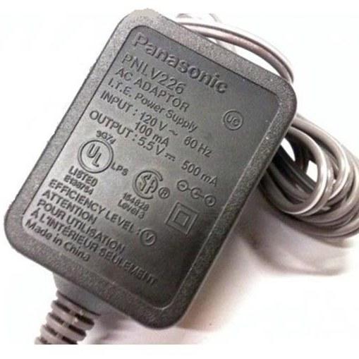 تصویر آداپتور گوشی تلفن بی سیم پاناسونیک مدل PNLV226 Panasonic PNLV226 AC Adaptor