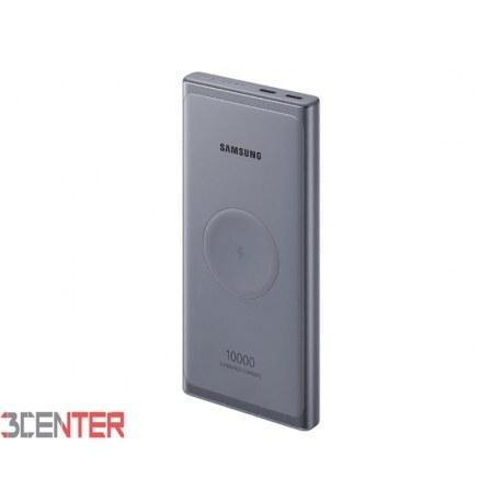 تصویر پاور بانک سوپر فست وایرلس شارژر سامسونگ Samsung Super Fast Wireless Battery Pack EB-U3300