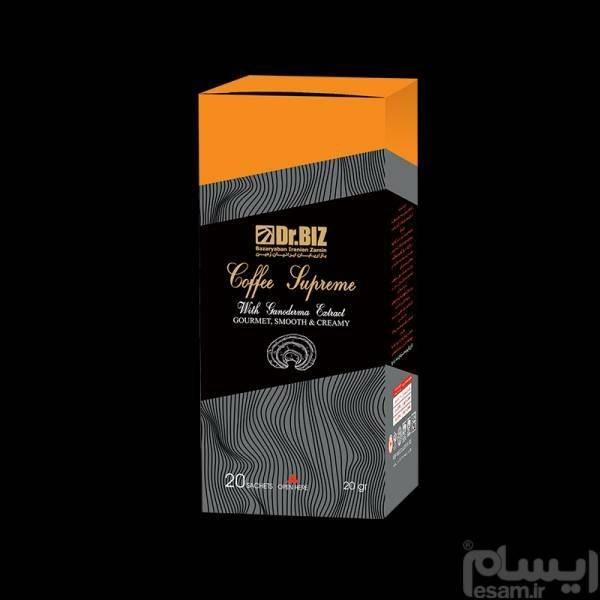 عکس قهوه فوری دکتر بیز مدل کافه سوپریم به همراه عصاره قارچ گانودرما ۴۰۰ گرمی Dr Biz Superm cafe model With Ganoderma extract 400gr قهوه-فوری-دکتر-بیز-مدل-کافه-سوپریم-به-همراه-عصاره-قارچ-گانودرما-400-گرمی