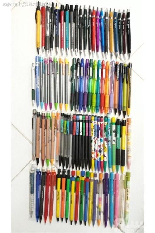 90 مدل مدادنوکی قدیمی دهه 60، 70، 80 |