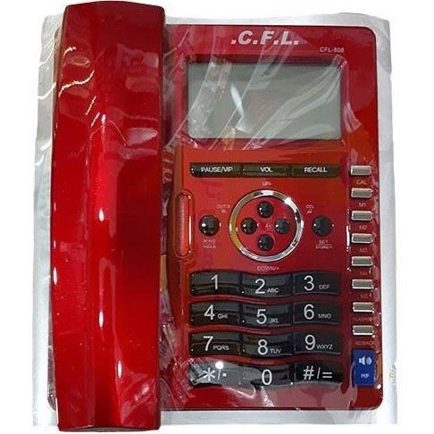 main images تلفن رومیزی سی اف ال مدل CFL_806