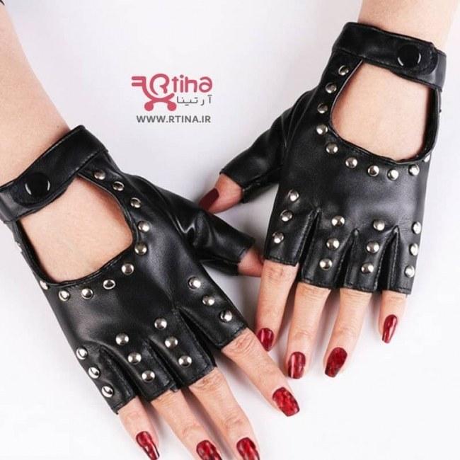 تصویر دستکش بدون انگشت زنانه و پسرانه مدل CL01 (ارسال رایگان)