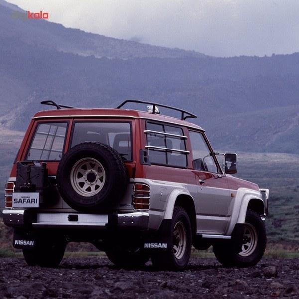 عکس خودرو نیسان Safari دنده ای سال 1992 Nissan Safari 1992 MT خودرو-نیسان-safari-دنده-ای-سال-1992 3