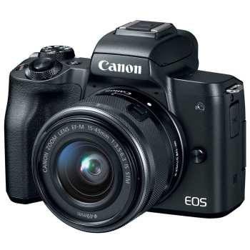 عکس دوربین دیجیتال بدون آینه کانن مدل EOS M50  به همراه لنز 15-45 میلی متر Canon EOS M50 Mirrorless Digital Camera With 15-45mm Lens دوربین-دیجیتال-بدون-اینه-کانن-مدل-eos-m50-به-همراه-لنز-15-45-میلی-متر
