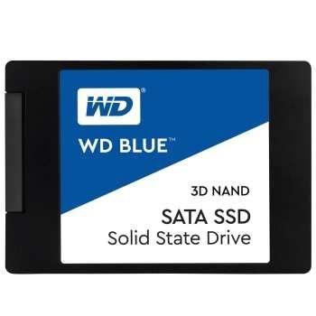 حافظه SSD وسترن دیجیتال مدل BLUE WDS250G1B0A ظرفیت 250 گیگابایت