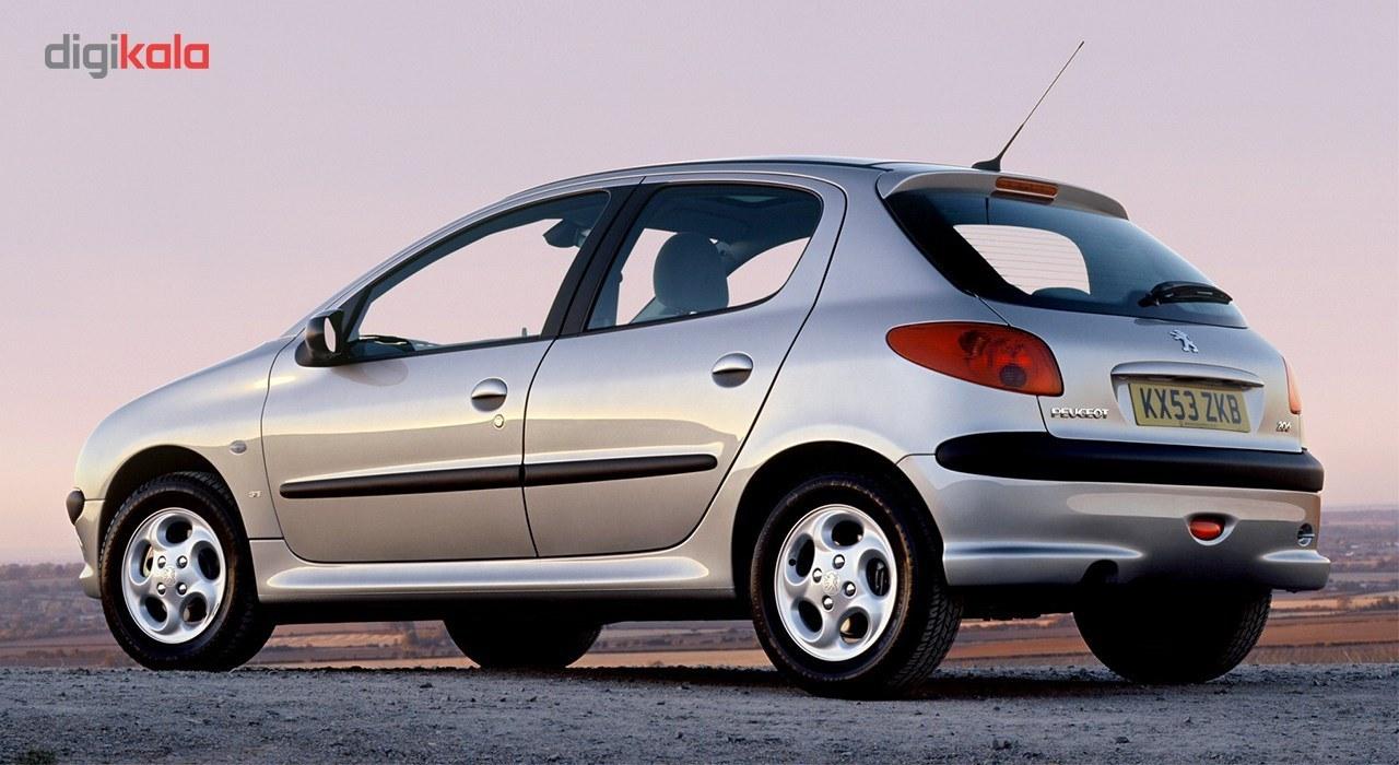 عکس خودرو پژو 206 تیپ 5 دنده ای سال 1397 Peugeot 206 Type 5 1397 MT خودرو-پژو-206-تیپ-5-دنده-ای-سال-1397 7
