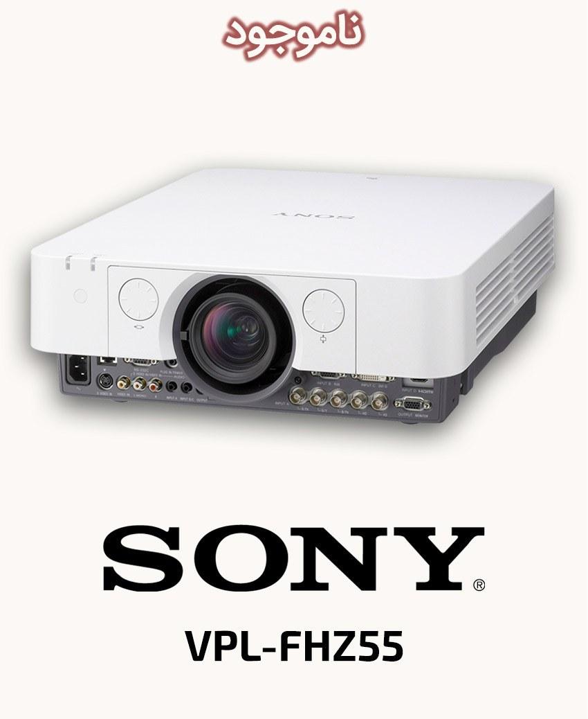 عکس ویدئو پروژکتور سونی مدل VPL-FHZ55  ویدیو-پروژکتور-سونی-مدل-vpl-fhz55