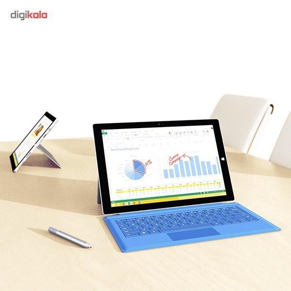 عکس تبلت مايکروسافت مدل Surface Pro 3 - A به همراه کيبورد ظرفيت 256 گيگابايت Microsoft Surface Pro 3 with Keyboard - A - 256GB Tablet تبلت-مایکروسافت-مدل-surface-pro-3-a-به-همراه-کیبورد-ظرفیت-256-گیگابایت 34