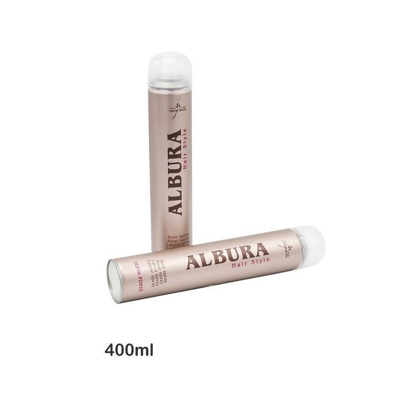 تصویر چسب موی سر آلبورا مدل Ultra Forte حجم ۴۰۰ میلی لیتر Ultra Forte